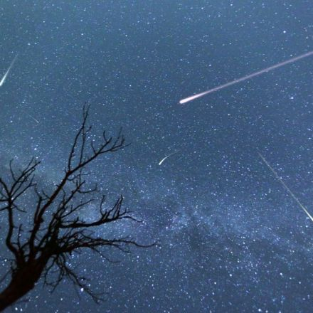 What does a meteor sound like?