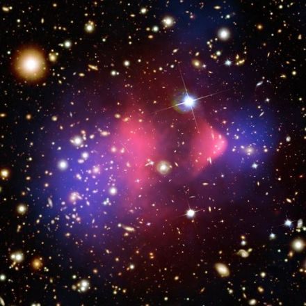 Dark Matter May Be More Complex Than Physicists Thought