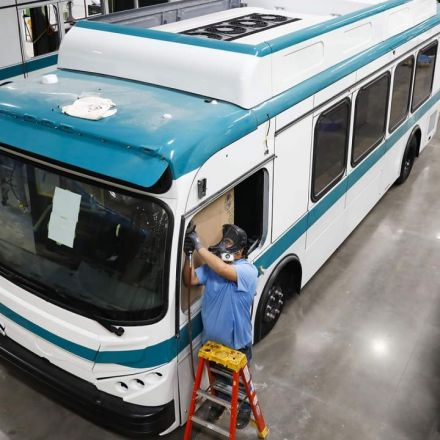 California just decided to move to 100% electric city buses