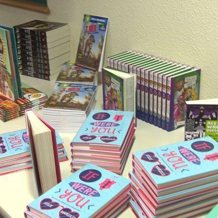 Initiative aims to eradicate book deserts in communities