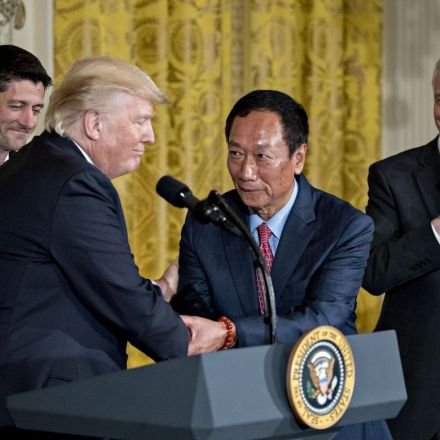 America and the Foxconn Dream