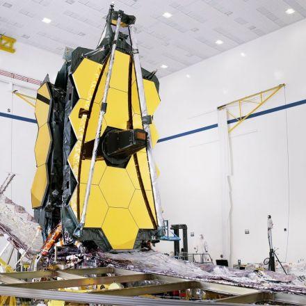 NASA's James Webb Space Telescope Is Finally 100% Assembled
