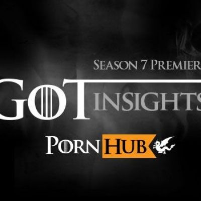 PornHub's traffic drops by 5 per cent during Game of Thrones season 7 premiere