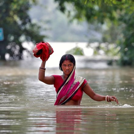 Floods in India, Bangladesh and Nepal kill 1,200 and leave millions homeless