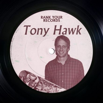Tony Hawk Ranks His Video Game Soundtracks