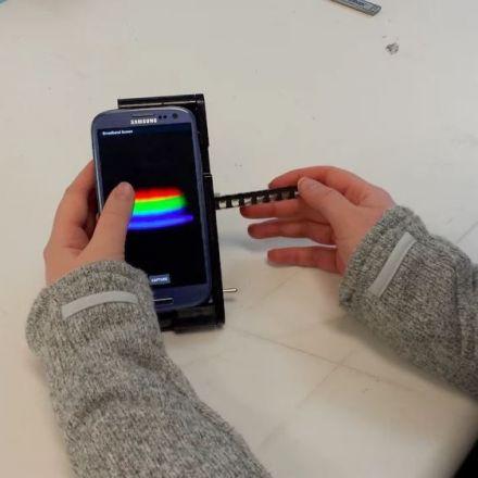 Researchers Enable Lab-Grade Medical Tests on Smartphones