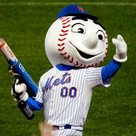 Mr. Met Employee Out as Mascot After Giving Fan the Finger