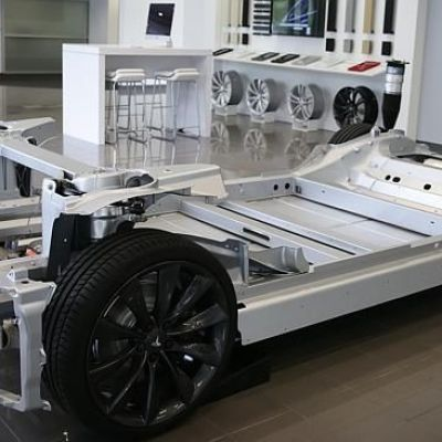 Tesla Model S P85D revolutionised driving