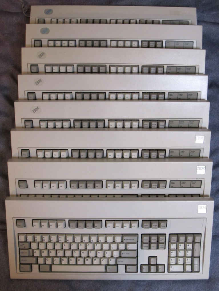 Switch: Buckling Springs   <br /> IBM Model M