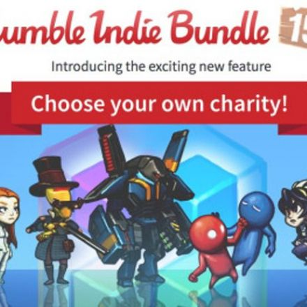 Humble Indie Bundle 15! Pay what you want for DRM-free cross-platform games. Support charities as well.
