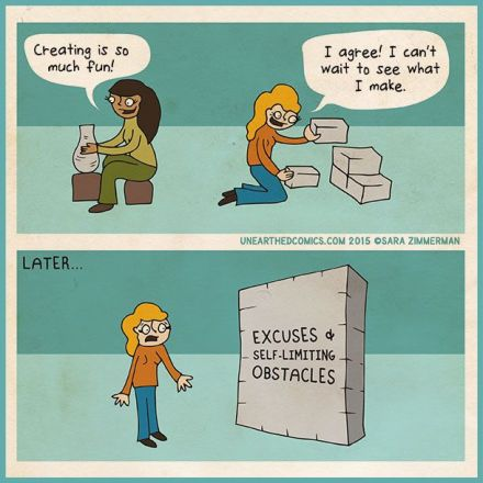 Creating Obstacles