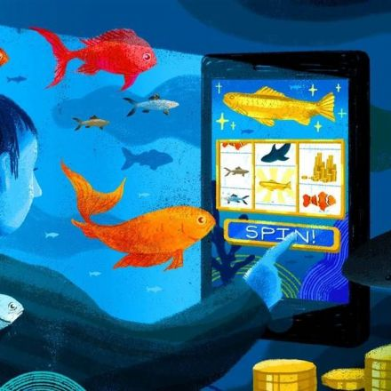 'You want to play': Gambling apps have an audience enthralled — even if they can't win