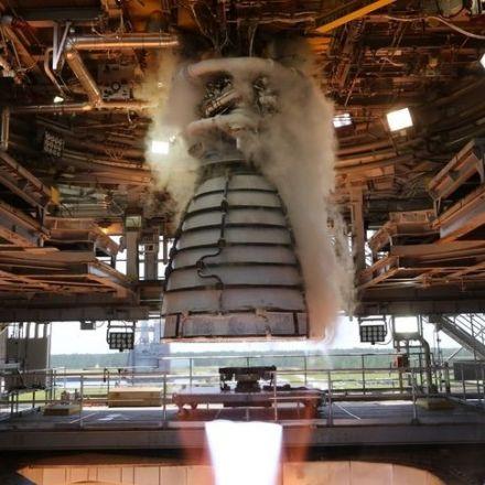 Engine tests underway for DARPA spaceplane program