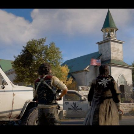 Far Cry 5 : Official Announce Trailer