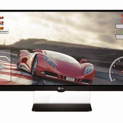 LG shows off a gaming monitor with ultra-wide screen ~ Variety Report