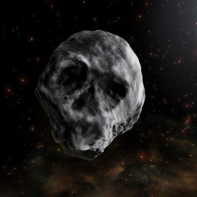 The Halloween asteroid prepares to return in 2018
