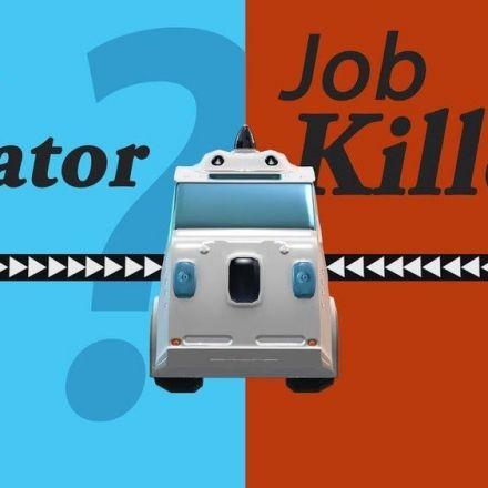 Self-Driving Tech: Job Killers or Job Creators?