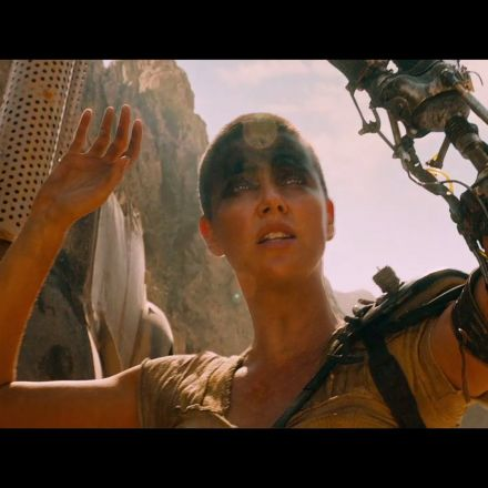 MAD MAX: FURY ROAD - Official Final Trailer
