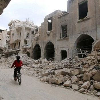 Civil war has cost Syrian economy 226 billion dollars, says World Bank