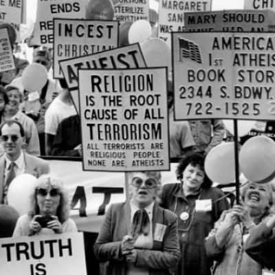 Atheists are the Most Politically Active Group in the United States