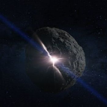 Government Scientists Have A Plan For Blowing Up Asteroids With A Nuke