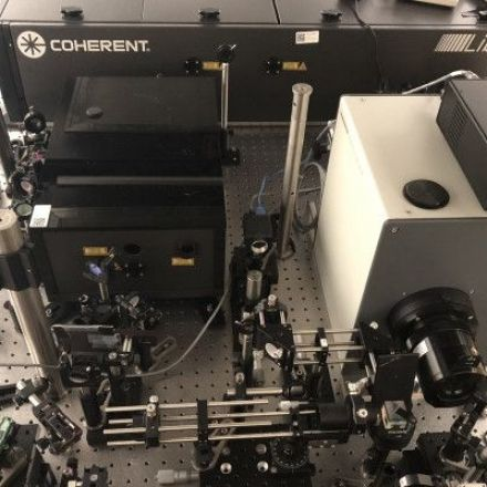 At 10 trillion frames per second, this camera captures light in slow motion