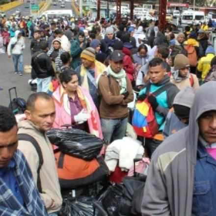 Lack of food pushes 2.3mn to flee Venezuela: UN