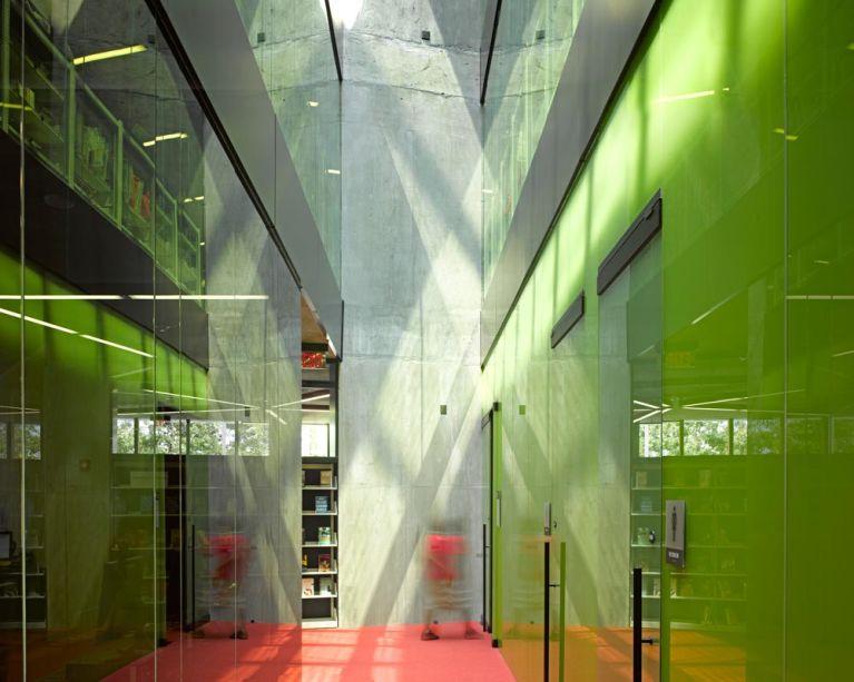 William O. Lockridge Library, Washington D.C. Adjaye and Associates. 2012. Credit: Ed Sumner. William O. Lockridge Library, Washington D.C. Adjaye and Associates. 2012. Credit: Ed Sumner.