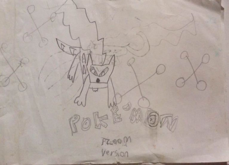 IGLOOGHOST: I PLAYED A LOT OF POKEMON SILVER AS A BB CHILD. THAT WHOLE ERA OF POKEMON IN LIKE 2002 IS SO SICK TO ME. THE DESIGNS GOT RLLY SIMPLE & CHEEKY & WEIRD. I DRAW A LOT OF STUFF INSPIRED BY THAT WHOLE VIBE.