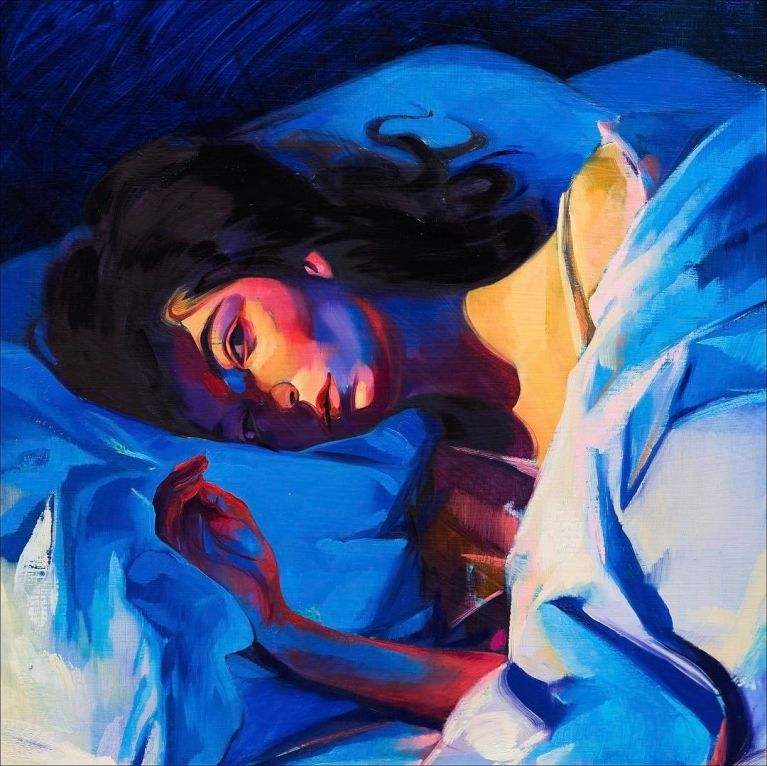 Lorde Shares 'Melodrama' Artwork by Queer Painter Sam McKinniss