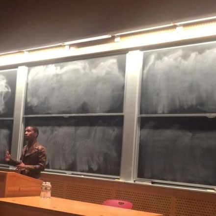 The Full Transcript Of Lil B's Groundbreaking Lecture At MIT