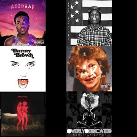 25 of the Best Free Rap Releases From the Past Five Years