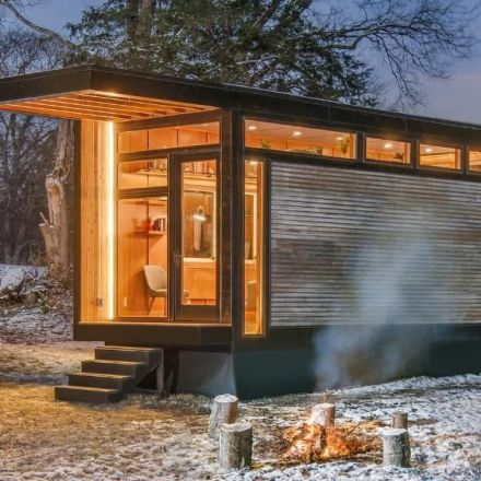 Demand for tiny homes is getting bigger