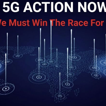 The 'Race To 5G' Is A Giant Pile Of Lobbyist Nonsense