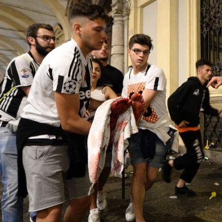 Turin bomb scare sparks stampede, leaving 1,500 injured