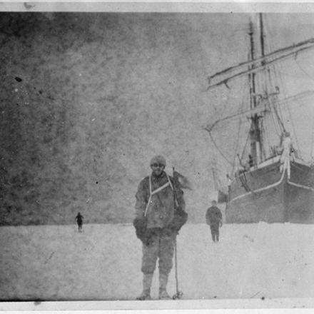 100-Year-Old Negatives Discovered in Block of Ice in Antarctica