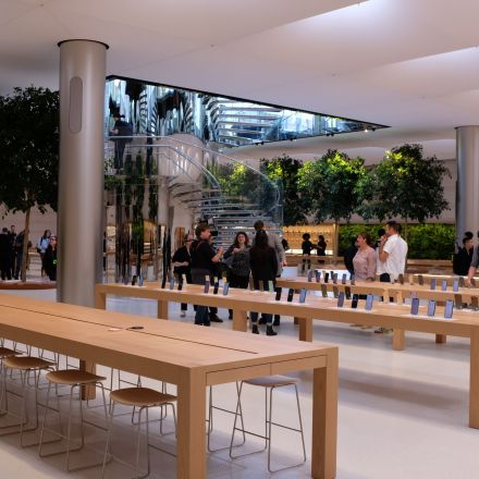 Inside Apple's reimagined Fifth Ave. store