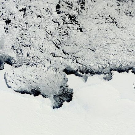 Beneath Antarctica's Ice Is a Graveyard of Dead Continents