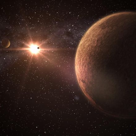 Scientists find new solar system with planets the same size as ours
