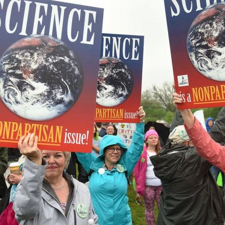 The Largest Number Of Scientists In Modern U.S. History Is Running For Office In 2018