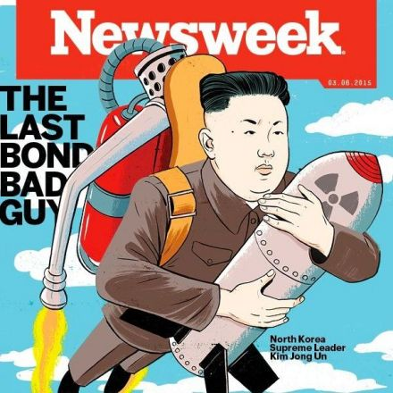 Is Kim Jong Un the Last Bad Bond Guy?