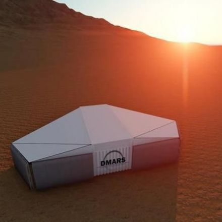 How astronauts prepare for a Mars voyage in the desert of Israel