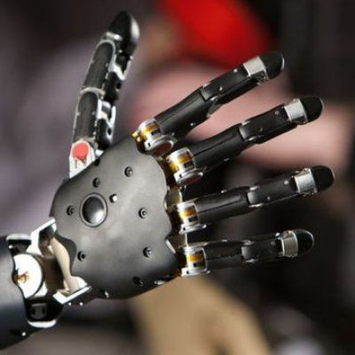 Men have hands amputated and replaced with bionic ones