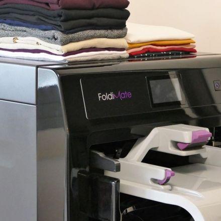 Foldimate's laundry-folding machine actually works now