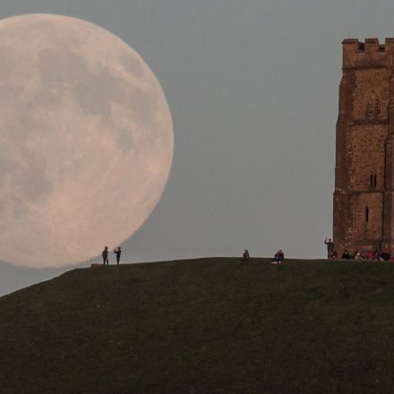 Blue moon: how to see tonight's 'rare' event