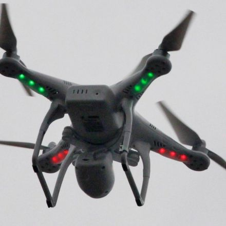 Near-collisions between drones, airliners surge, new FAA reports show
