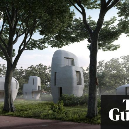 Netherlands to build world's first habitable 3D printed houses