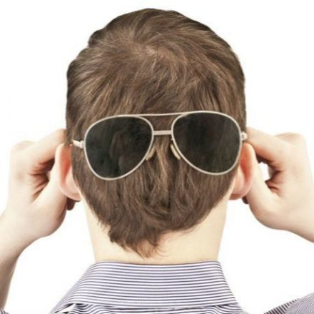 We have 'eyes in the back of the head,' study shows
