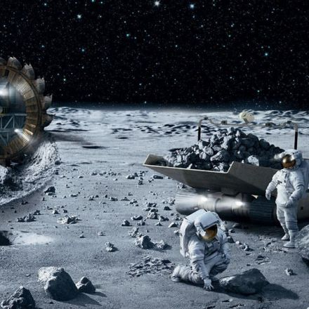 "Off-Earth mining: The challenge of turning asteroids into ""gas stations in space"""