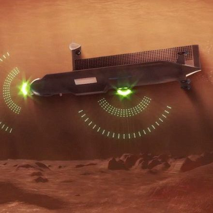 NASA Submarine On Titan Will Look For Life
